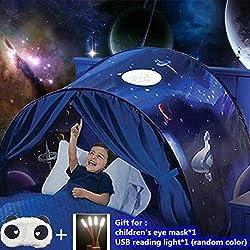 Tente Enfant,Tente De Jeu,Tente Pop Up,Tente De Lit, Tente Escamotable, Garçon, Intérieur, Cadeau De Noël ...