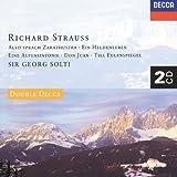 R Strauss: Tone Poems
