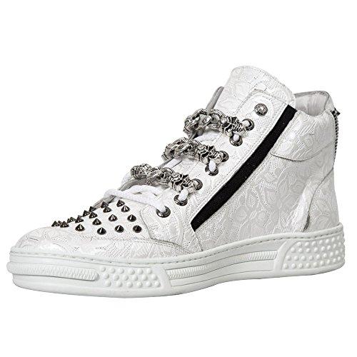 New Rock Pisa Weiß Schuhe M.PS040-S4 White