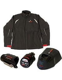 Bosch travail Vestes, XL complet, sans couleur, XL, 10,8V, la chaleur + pour Homme 10,