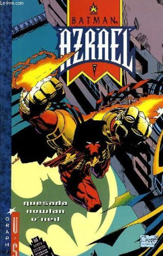 Batman : Azrael par Joe Quesada, Dennis O'Neil