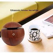 Caratteristiche: 1.E Mini ultrasuoni umidificatore aroma con il colore che cambia LED. 2.Perfect per uso interno e viaggi. 3. Non importa dove siete, Finché c'è in giro l'acqua in bottiglia, Collegare l'alimentatore USB può essere umidifi...