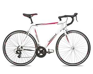 Mizani Men's Aero 300 Sports Road Bike - White, 59 cm