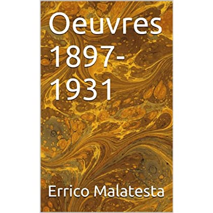 Oeuvres 1897-1931