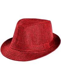 Amazon.it  cappello di paglia uomo - 4121325031  Abbigliamento 7c9f7e2e8568