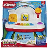 Playskool Rocktivity - Rollin' Tunes Electronic Piano - Elefun Toddler Baby Musical Learning Toy