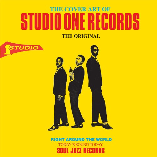 Album Cover Art of Studio One Records
