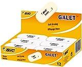 Galet Tipp-Ex Gomma Ovale, 28 x 13 x 58 mm, 12 Pezzi