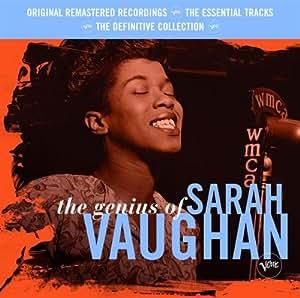 The Genius Of Sarah Vaughan