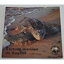 Tortues marines de Guyane (Collection Nature vraie)