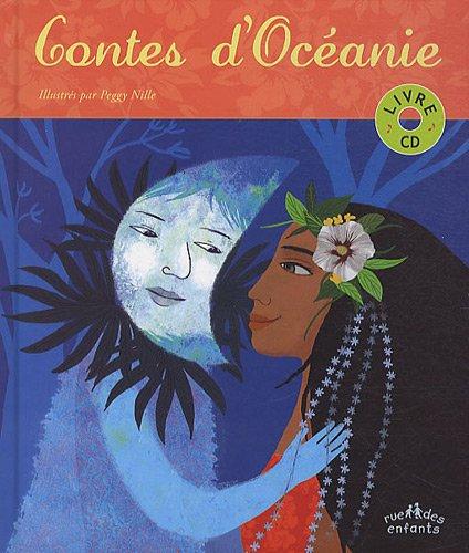 Contes d'Océanie (1CD audio)