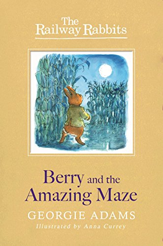 Berry and the Amazing Maze: Book 12 (Railway Rabbits) (English Edition) -