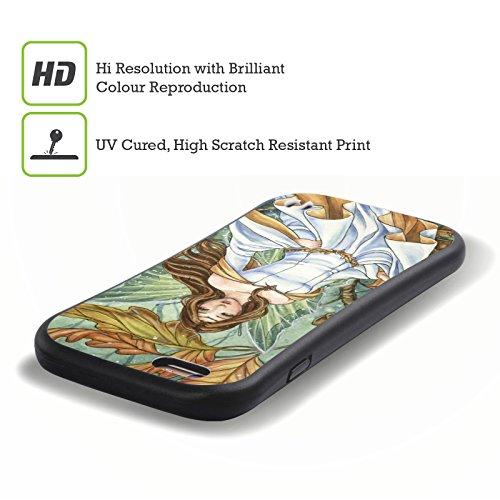 Ufficiale Meredith Dillman Gotico Fate 2 Case Ibrida per Apple iPhone 6 / 6s Foglia Di Quercia