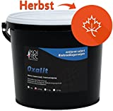 OXALIT Teichschlammentferner 2,5 kg wirkt sofort als perfekte Teichpflege im Herbst für alle Teiche...