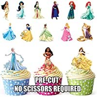photo about Disney Princess Cupcake Toppers Free Printable identify .british isles: Princess - Cake Toppers / Decorating Equipment