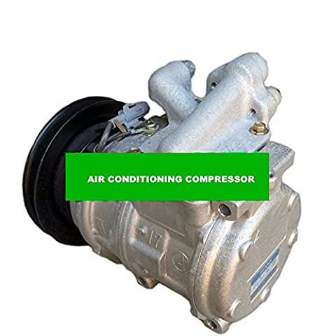 GOWE AIR CONDITIONING COMPRESSOR for 10PA17C A/C AIR CONDITIONING COMPRESSOR PUMP FOR CAR TOYOTA PRADO 95 SER 96 -