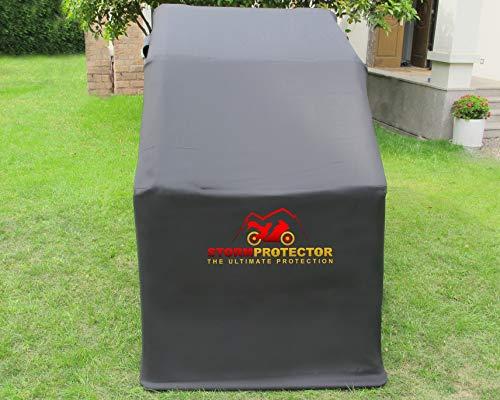 StormProtector® Fahrradzelt / Motorradgarage - 3