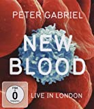 Peter Gabriel - New Blood/Live in London [Blu-ray]