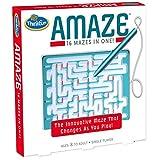 Scarica Libro Amaze 16 Mazes in One (PDF,EPUB,MOBI) Online Italiano Gratis