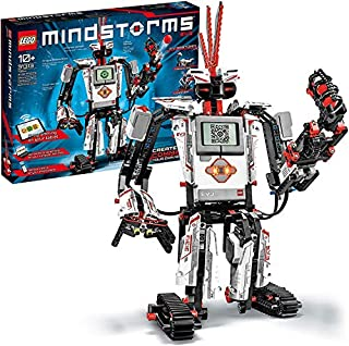 LEGO Mindstorms 31313 - EV3, Roboter-Bauset für Kinder (B00BMKLVJ6) | Amazon price tracker / tracking, Amazon price history charts, Amazon price watches, Amazon price drop alerts