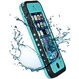 VicTsing Premium Coque de Protection/Etui Rigide Durable Waterproof/�tanche/Imperm�able Anti-choc Anti-poussi�re Anti-neige pour Apple iPhone 5C