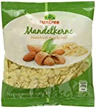 Selection Mandeln blanchiert, gehobelt, 25er Pack (25 x 100 g Beutel)