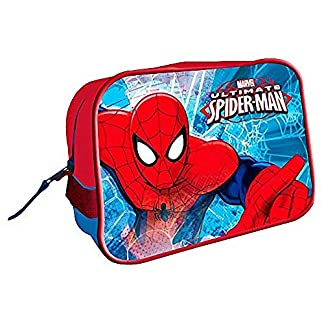 Neceser ZAPATILLERO PORTATODO Spiderman DE Marvel