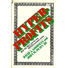 Hyperprofits : Beat the Pros With This New, Proven Investment System by David A. Goodman (1985-08-01)