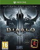Blizzard Diablo III: Reaper of Souls - Ultimate Evil Edition, Xbox One Xbox One video game - video games (Xbox One, Xbox One, Action, Multiplayer mode, Physical media)