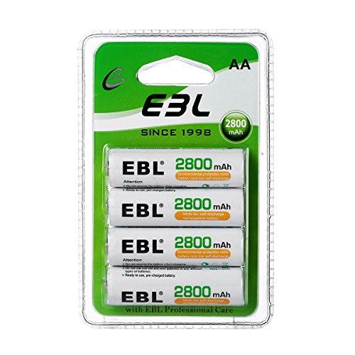 Gute Batterien mit hoher kapazität
