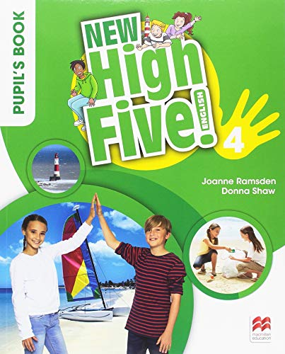 NEW HIGH HIVE 4 Pb (New High Five) por D. Shaw