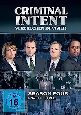 Criminal Intent - Verbrechen im Visier, Season Four, Part One [3 DVDs]