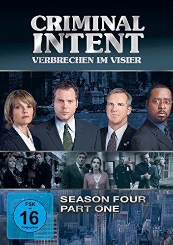 Criminal Intent - Verbrechen im Visier, Season Four, Part One [3 DVDs]