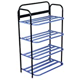 #3: Ebee 4 Layer VERY STRONG Shoe Rack (Color May Very)