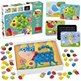 Jumbo Spiele Goula D53136 - Mosaik Tiere