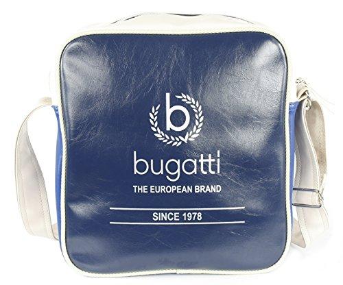 Bugatti Giocco Borsa a tracolla 28 cm blau