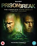 Blu-ray1 - Prison Break: Event Series (Season 5) (1 BLU-RAY) - Dominic Purcell, Wentworth Miller, Robert Knepper, Amaury Nolasco, Sarah Wayne Callies