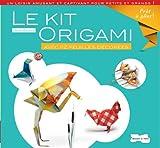 Le kit origami...