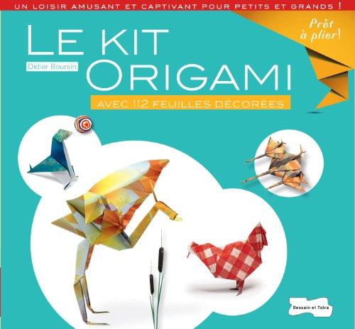 Le kit origami - NE