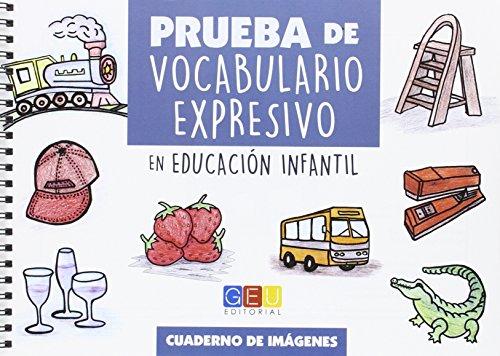 PRUEBA DE VOCABULARIO EXPRESIVO