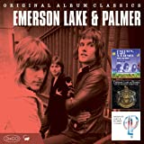 Lake & Palmer Emerson: Original Album Classics (Audio CD)