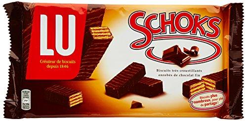 Lu Schoks Original le Paquet 150 g - Lot de 7