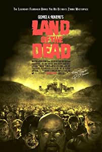 Land of the Dead (2005) [DVD]