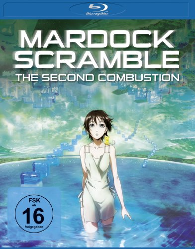 Mardock Scramble – The Second Combustion [Blu-ray]