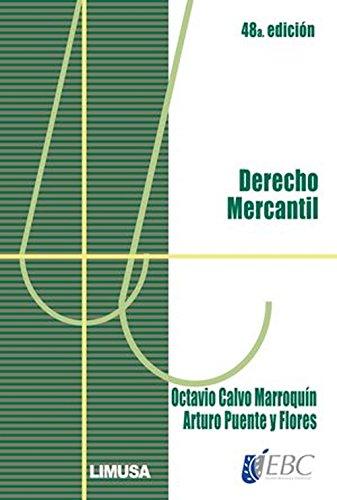 Derecho Mercantil/Commercial Rights por Octavio Calvo