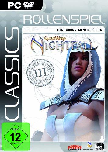 Guild Wars Nightfall - [PC] Nightfall Pc