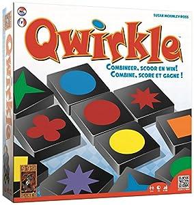 999 Games Qwirkle - Juego de Tablero (Multi)