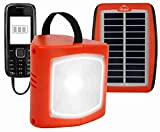 d.light S300 Mobile Charger + Solar Light, LED Rechargeable Lantern