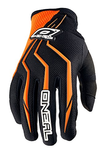 O'Neal Element Kinder Handschuhe Orange MX MTB DH Motocross Enduro Offroad Quad BMX FR, 0390-4, Größe XS