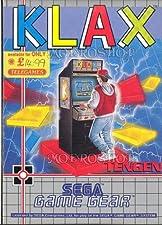 Klax - Game gear - PAL by Sega Of America, Inc.